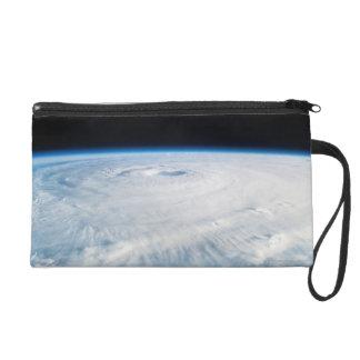 Hurricane Isabel 3 Wristlet Purse