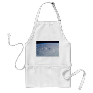 Hurricane Isabel from Space Adult Apron