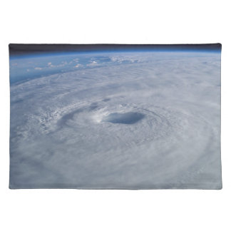 Hurricane Isabel from Space Placemat