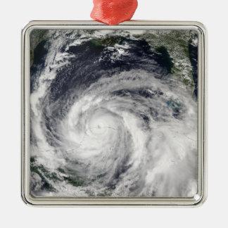 Hurricane Isidore Metal Ornament