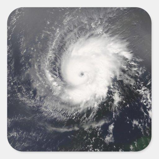 Hurricane Ivan 3 Square Sticker