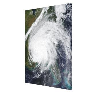 Hurricane Ivan Canvas Print