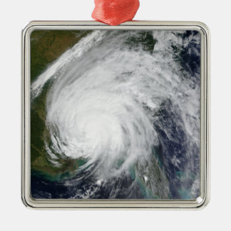 Hurricane Ivan Metal Ornament