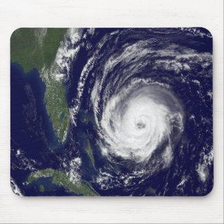 Hurricane Jeanne Mouse Pad