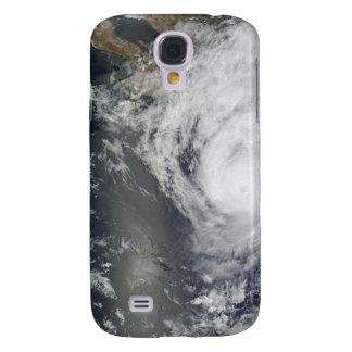 Hurricane Jimena over Baja California Galaxy S4 Case