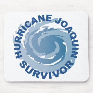 Hurricane Joaquin Survivor Mouse Pad