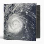 Hurricane Julia Vinyl Binder