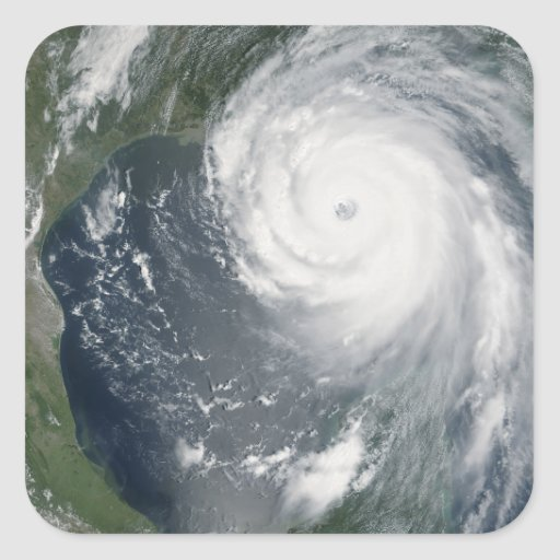 Hurricane Katrina 2 Stickers
