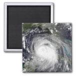 Hurricane Katrina 3 2 Inch Square Magnet