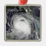 Hurricane Katrina 3 Christmas Ornaments