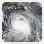 Hurricane Katrina 3 Square Stickers