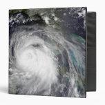 Hurricane Katrina 3 Vinyl Binder