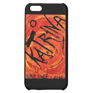 Hurricane Katrina Case For iPhone 5C
