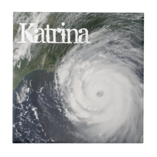 Hurricane Katrina Satellite Image, August 2005 Tile