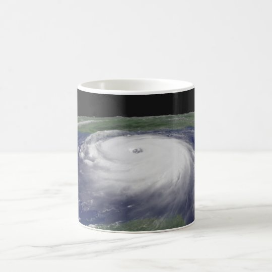 Hurricane Katrina Satellite image Coffee Mug