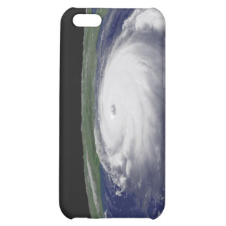 Hurricane Katrina Satellite image iPhone 5C Covers