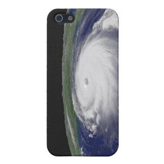 Hurricane Katrina Satellite image iPhone 5 Covers