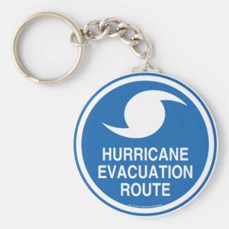 Hurricane Keychain