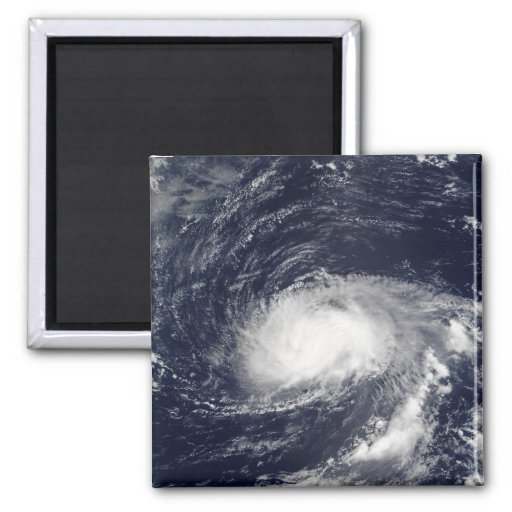 Hurricane Kyle 2 Inch Square Magnet