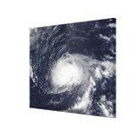 Hurricane Kyle Canvas Print