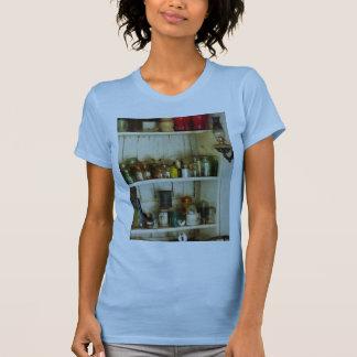 Hurricane Lamp in Pantry T-Shirt
