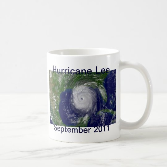 Hurricane Lee Mug