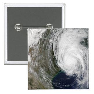 Hurricane Lili 2 2 Inch Square Button