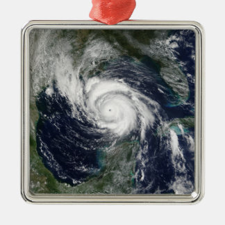 Hurricane Lili Metal Ornament