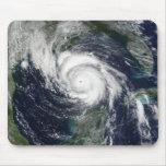Hurricane Lili Mousepads