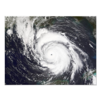 Hurricane Lili Photo Art