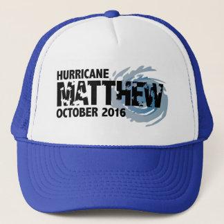 Hurricane Matthew October 2016 Trucker Hat