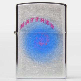 Hurricane Matthew Zippo Lighter