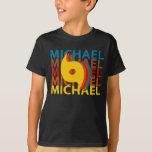 Hurricane Michael 2018 Tropical Storm Vintage T-Shirt