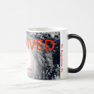 Hurricane Mumford 11 Oz Magic Heat Color-Changing Coffee Mug