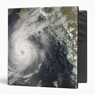 Hurricane Norbert off Mexico 2 3 Ring Binders