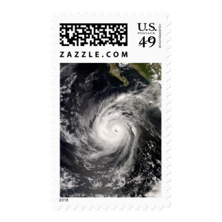 Hurricane Norbert off Mexico Stamps