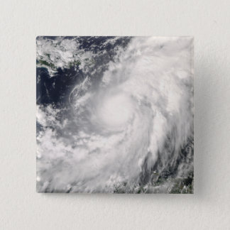 Hurricane Omar Pinback Button