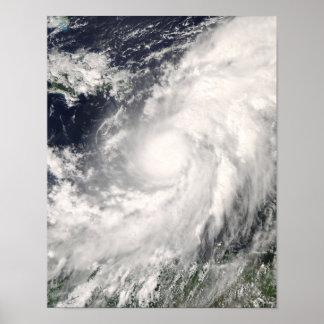 Hurricane Omar Poster