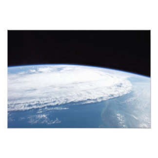 Hurricane Ophelia Photo Print