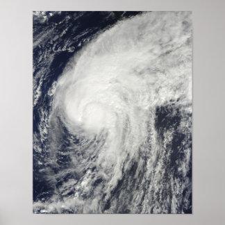 Hurricane Otto Poster