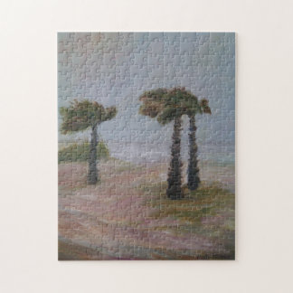 HURRICANE PALMS Photo Puzzle