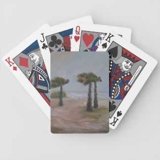 HURRICANE PALMS Playing Cards