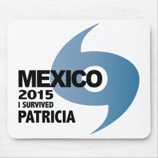 Hurricane Patricia Survivor Mexico 2015 Mouse Pad