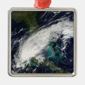 Hurricane Paula 2 Metal Ornament