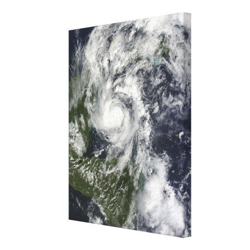 Hurricane Paula Canvas Print
