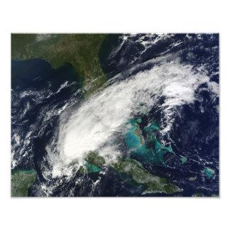 Hurricane Paula Photographic Print
