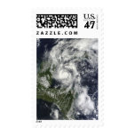 Hurricane Paula Postage Stamp