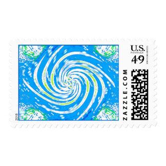 Hurricane Postage