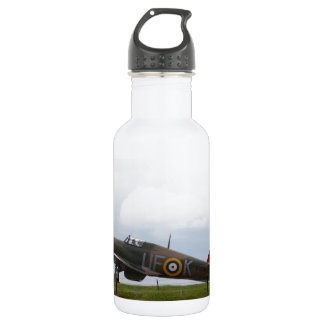 Hurricane Ready For Takeoff Water Bottle