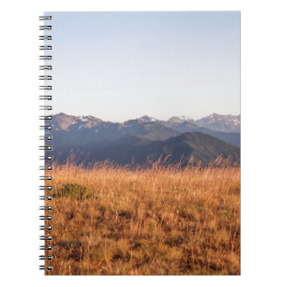 Hurricane Ridge Olympic National Park Gift Notebook